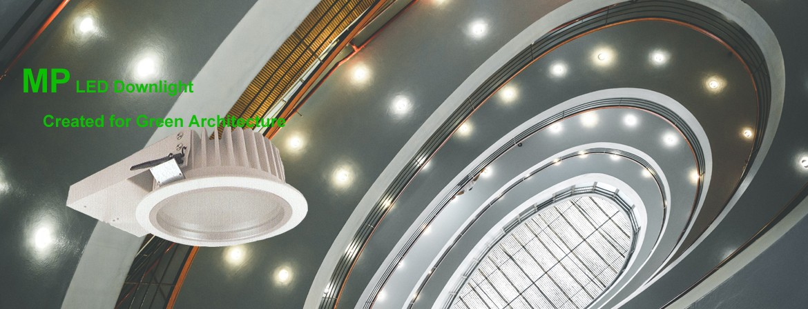 MP LED downlight
